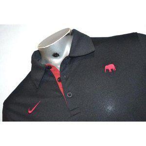 10558 Mens Nike Golf Polo Shirt Size Small Tide